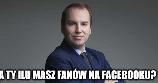 Adam Andruszkiewicz wiceministrem memy