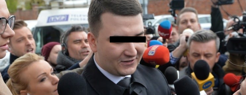 Bartłomiej Misiewicz areszt