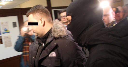 Bartłomiej M. w areszcie