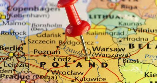 mapa polska zmiany