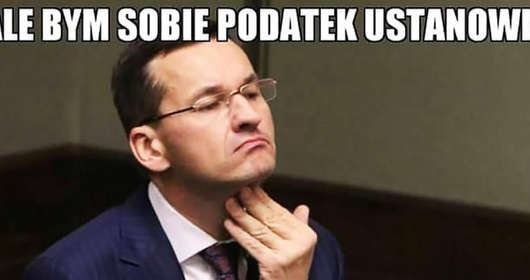 Mateusz Morawiecki podatki memy