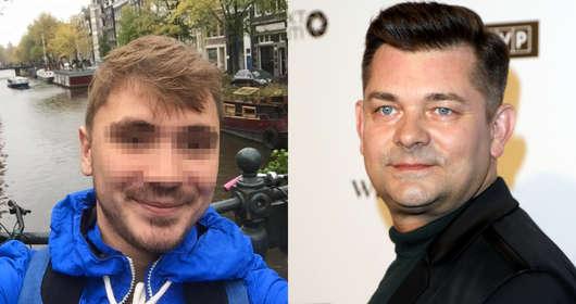 Zenek Martyniuk i Daniel M. problemy