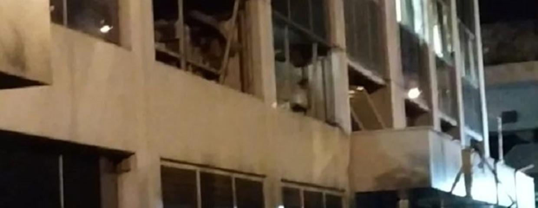 eksplozja grecja telewizja skai
