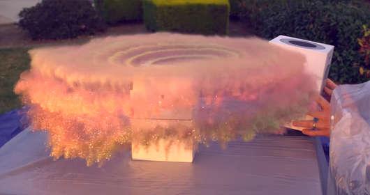 Inżynier NASA Mark Rober zastawił pułapkę na złodzieja. Ukryta kamera nagrała szokujące i śmieszne reakcja. Myśleli, że to urządzenie Apple, ale pożałowali.