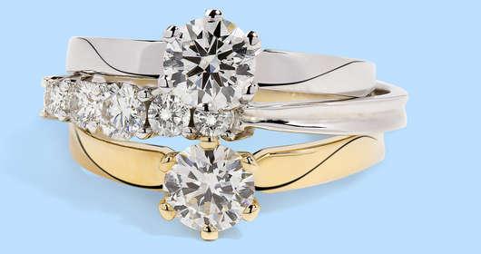 Pierścionki zaręczynowe Aclari