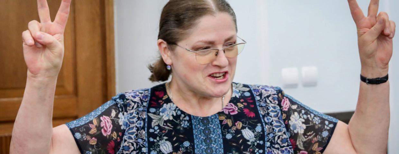 Krystyna Pawłowicz chce podbić Trybunał Konstytucyjny