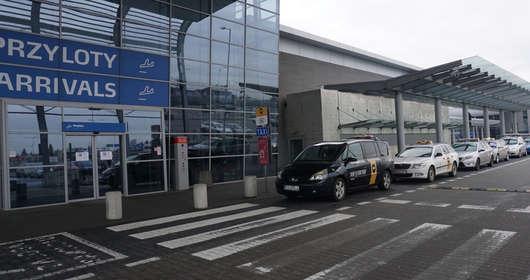 lotnisko poznań