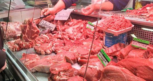 mięso z chorych krów w sklepach małopolska