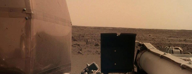 Misja kosmiczna InSight - lądowanie na Marsie i zdjęcia Marsa
