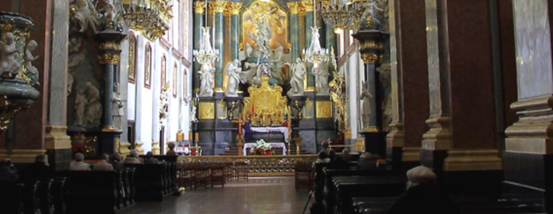 Jasna Góra msza za polskę bez faszyzmu