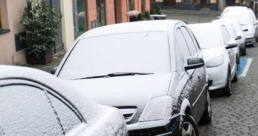 śnieg pogoda