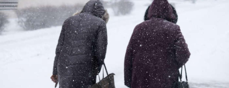 pogoda piątek mróz śnieg zawieje zamiecie