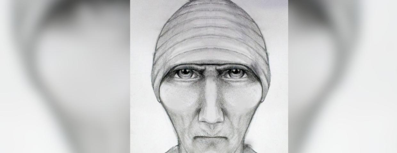 Szczecin i napad rabunkowy na sklep odzieżowy. Policja pokazała portret pamięciowy podejrzanego. To jeszcze wizerunek sprawcy czy dzieło sztuki?