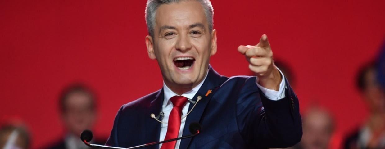 Robert Biedroń Wiosna program partii