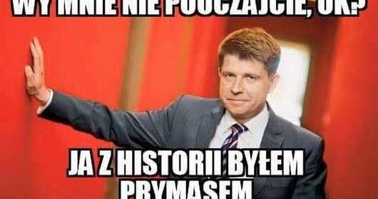 Ryszard Petru Memy