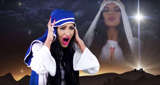 Siostry Godlewskie śpiewają Jezus Malusieńki