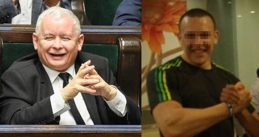 Stefan W. popiera PiS, chce dyktatury Kaczyńskiego