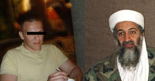 Stefan W. Osama bin Laden