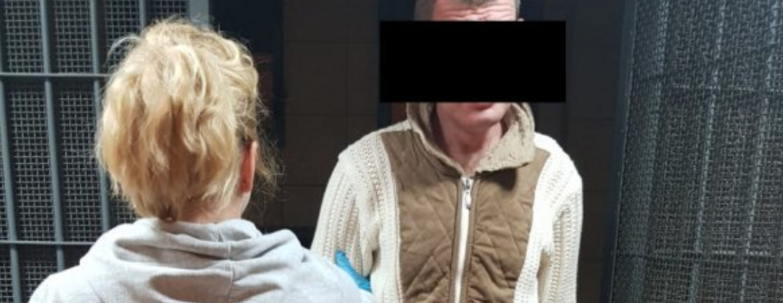 Ukrainiec chciał zabić za butelkę wódki