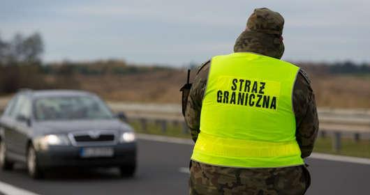 kontrole straż graniczna