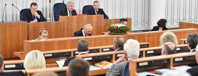 senat wydatki