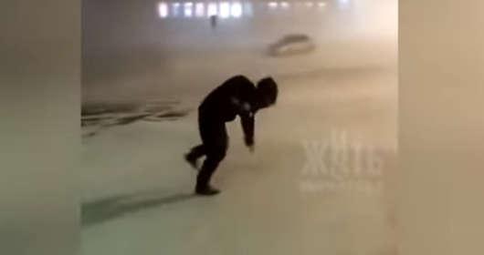 """Zima w Rosji jak w serialu """"Gra o tron"""". Nagranie wideo jest hitem sieci"""
