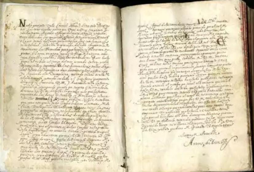 Książka została napisana między 1608 a 1615 rokiem.