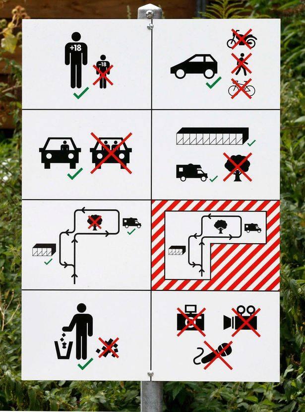 Seks-budki w Zurychu dostępne są wyłącznie dla kierowców.