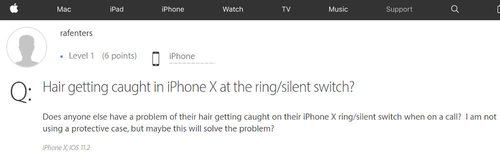 Apple forum