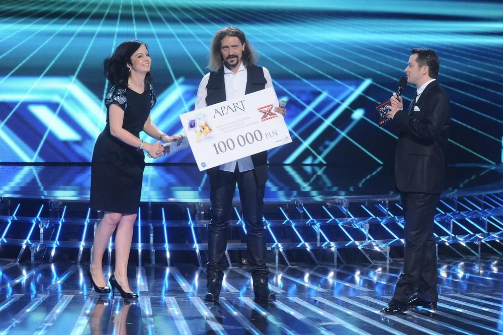 Gienek Loska w X Factor