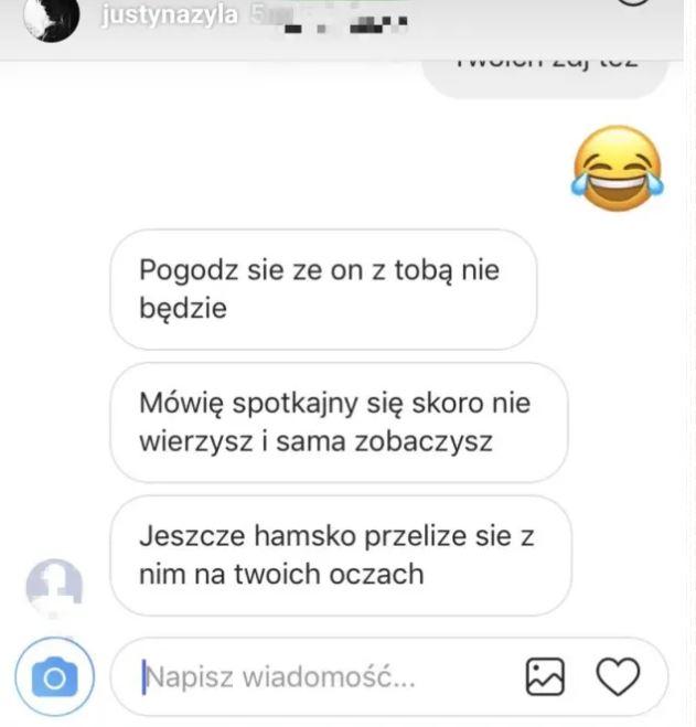 Justyna Żyła Piotr Żyła kochanka