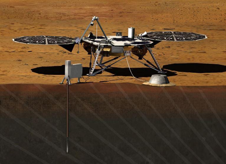 Badania na Marsie Polska Astronika Kret