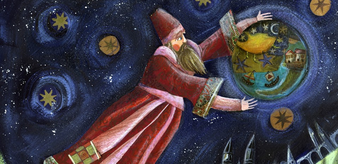 Wizerunek Nostradamusa
