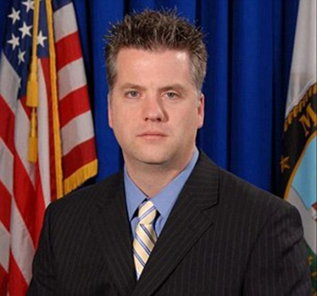 detektyw David Abbott