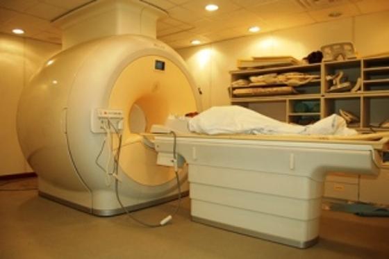 rezonans magnetyczny w hinduskim szpitalu