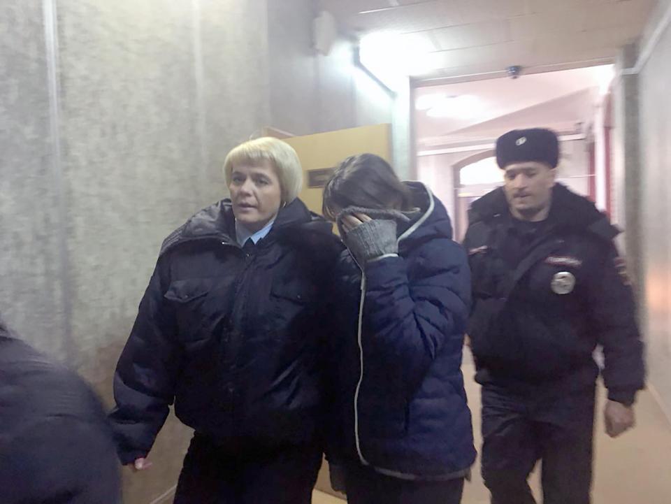 Rosyjskie modelki chciały sprzedać studentkę do seksualnej niewoli