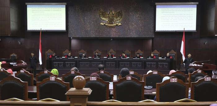 Trybunał Konstytucyjny w Indonezji