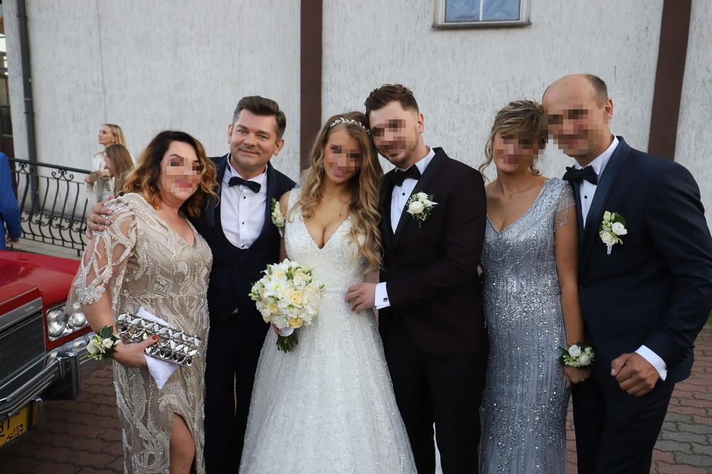 Ślub Daniela i Eweliny M.