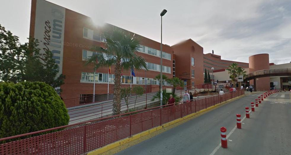 Szpital La Ariixaca w Murcji