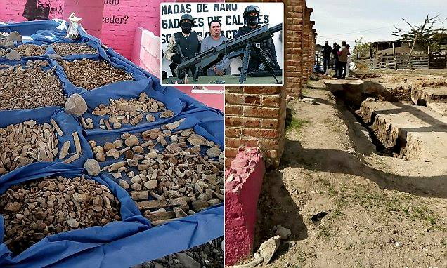 zabójstwo kartel meksyk