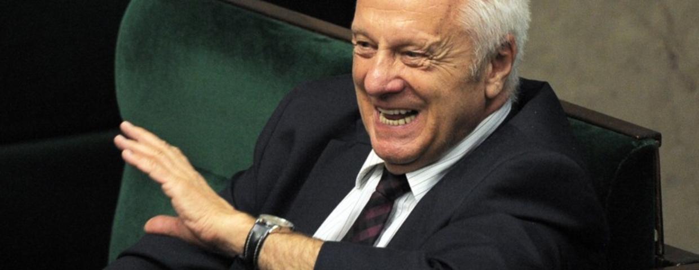 Stefan Niesiołowski przebierał w prostytutkach