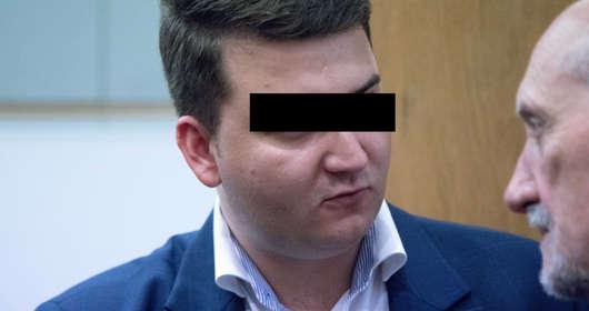 bartłomiej M w areszcie